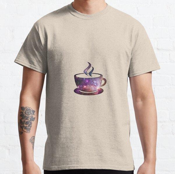 Kosmischer Kaffee Classic T-Shirt