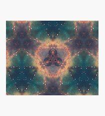 Starbound Nebula Photographic Print