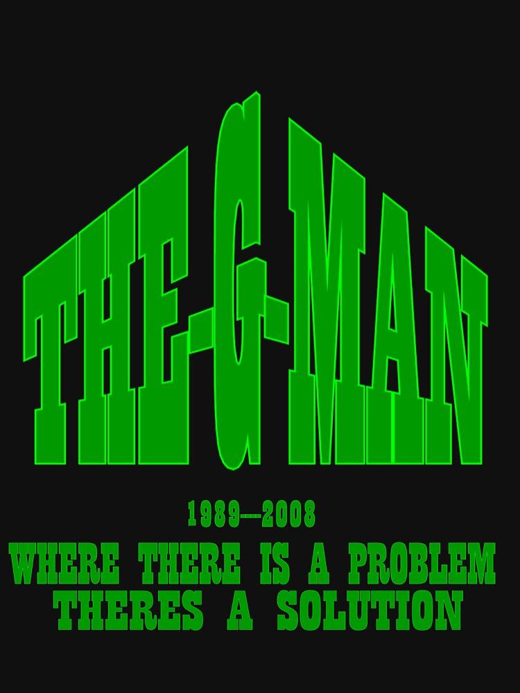 THE- G- MAN by kevsphotos2008