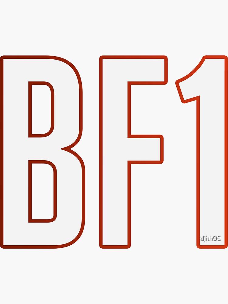«Battlefield 1 - Logo court» par djhh99