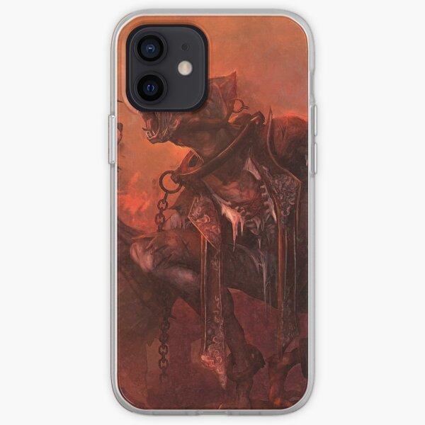 Vampiric Transformation iPhone Soft Case
