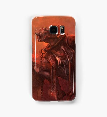Vampiric Transformation Samsung Galaxy Case/Skin