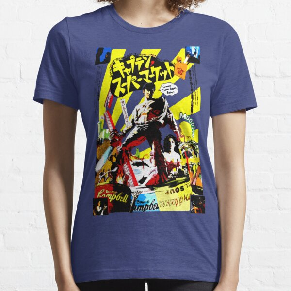 Trapped in time. Surrounded by evil. Low on gas. Essential T-Shirt