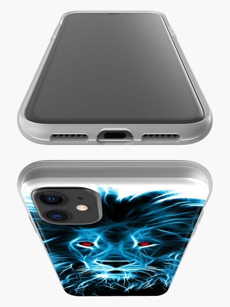 Alternate view of The Spectral King iPhone Case & Cover