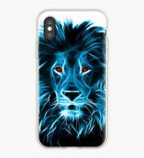The Spectral King iPhone Case