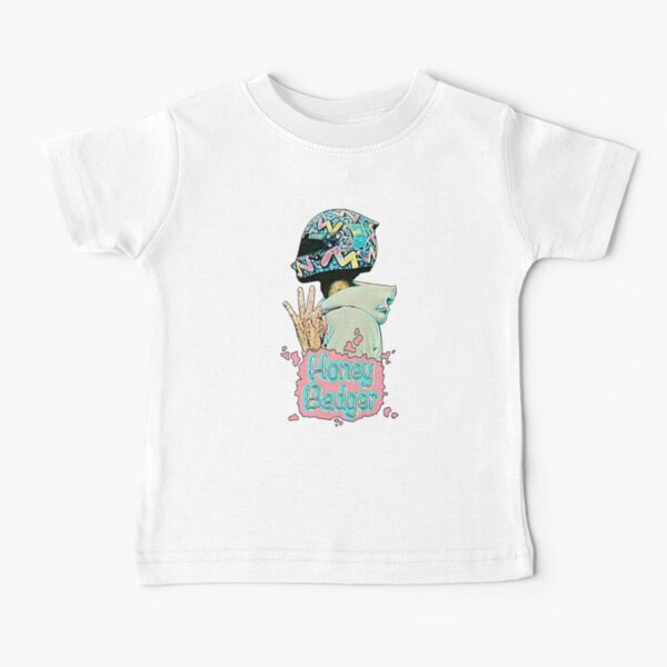 Daniel ricciardo Honey b-Adger T-Shirts Gift For Fans, For Men and Women, Gift Mother Day, Father Day Baby T-Shirt