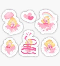 Peachy Aufkleber Sticker
