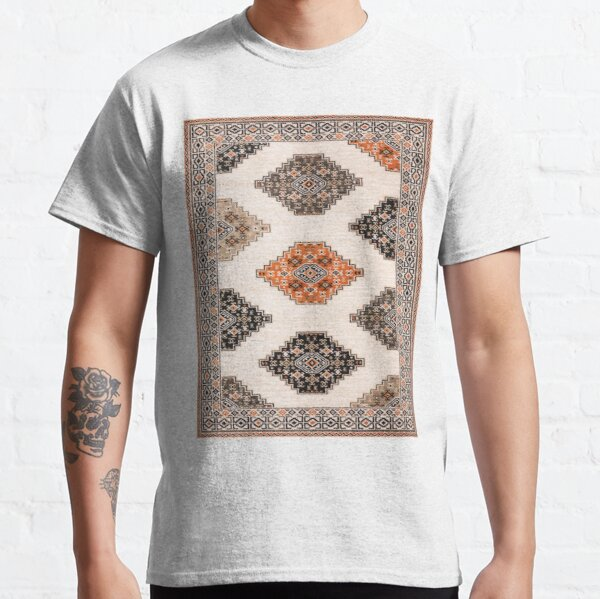 Oriental Heritage Traditional Moroccan Andalusian Style Classic T-Shirt