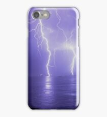 Lightning Storm iPhone Case/Skin