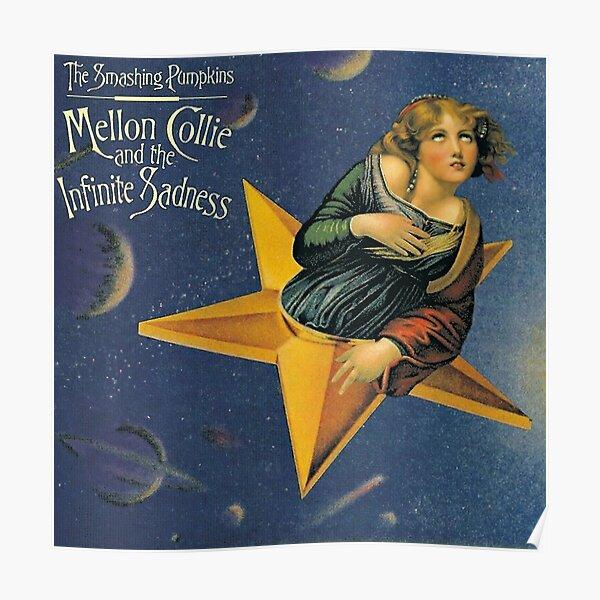 Smashing Pumpkins - Mellon Collie and the Infinite Sadness Poster