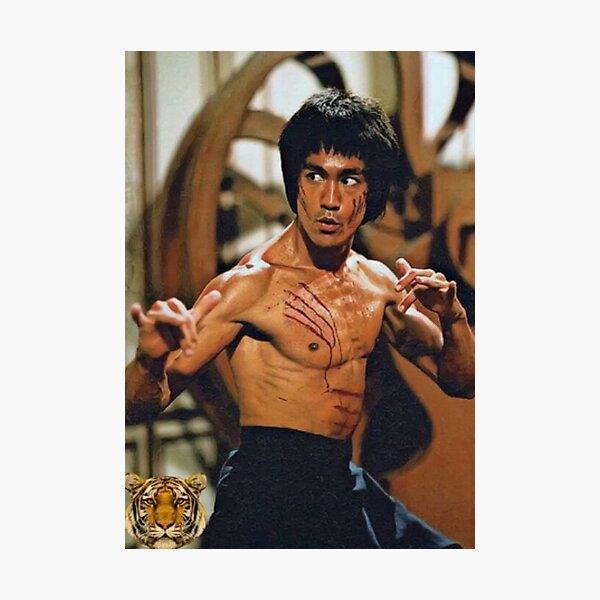 Boxing Fu Photographic Print