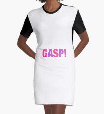 Joslyn Fox- gasp Graphic T-Shirt Dress