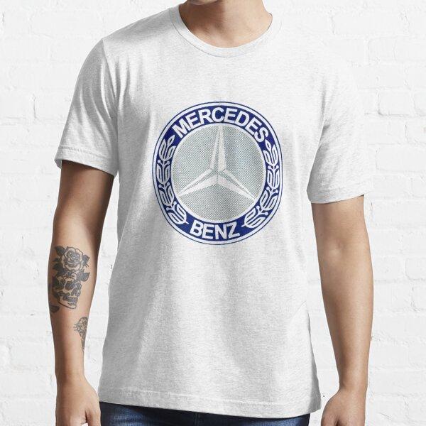 circulo azul merci Camiseta esencial