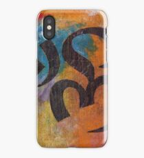 Om iPhone Case
