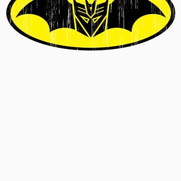 Bat-cepticon by morlock
