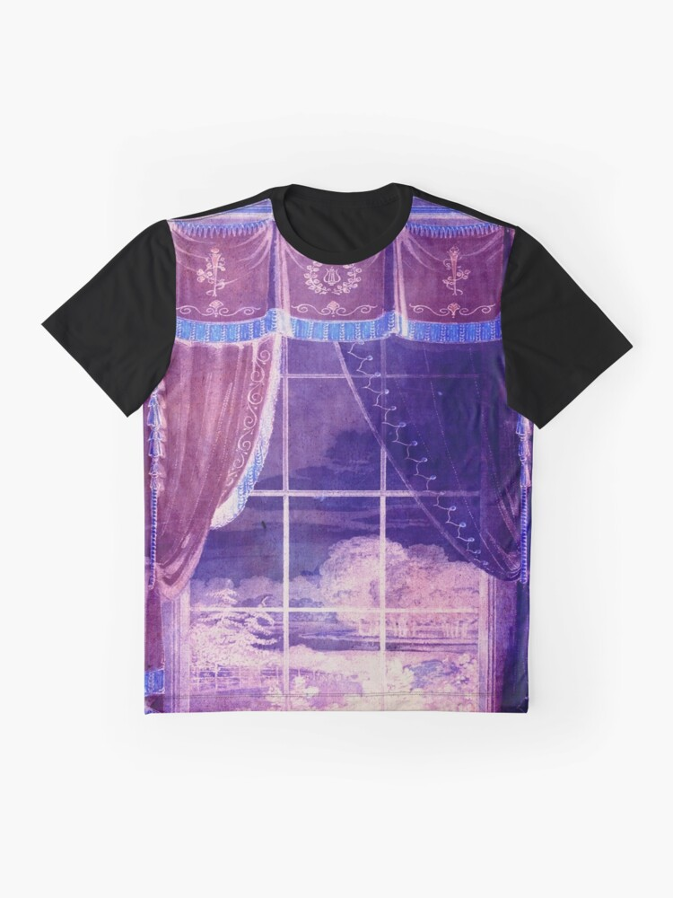Alternate view of Waiting for the Dawn Graphic T-Shirt