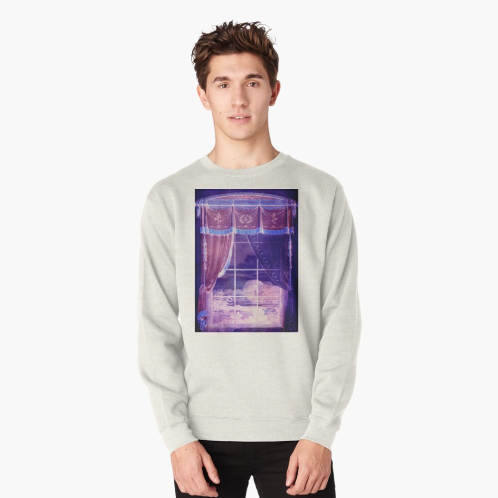 Waiting for the Dawn Pullover Sweatshirt