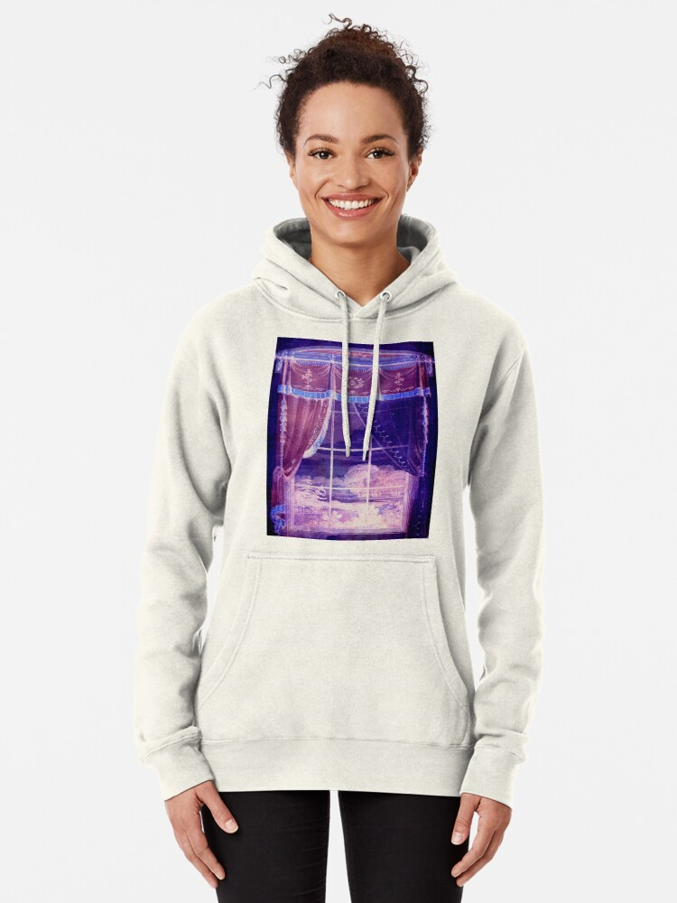 Alternate view of Waiting for the Dawn Pullover Hoodie