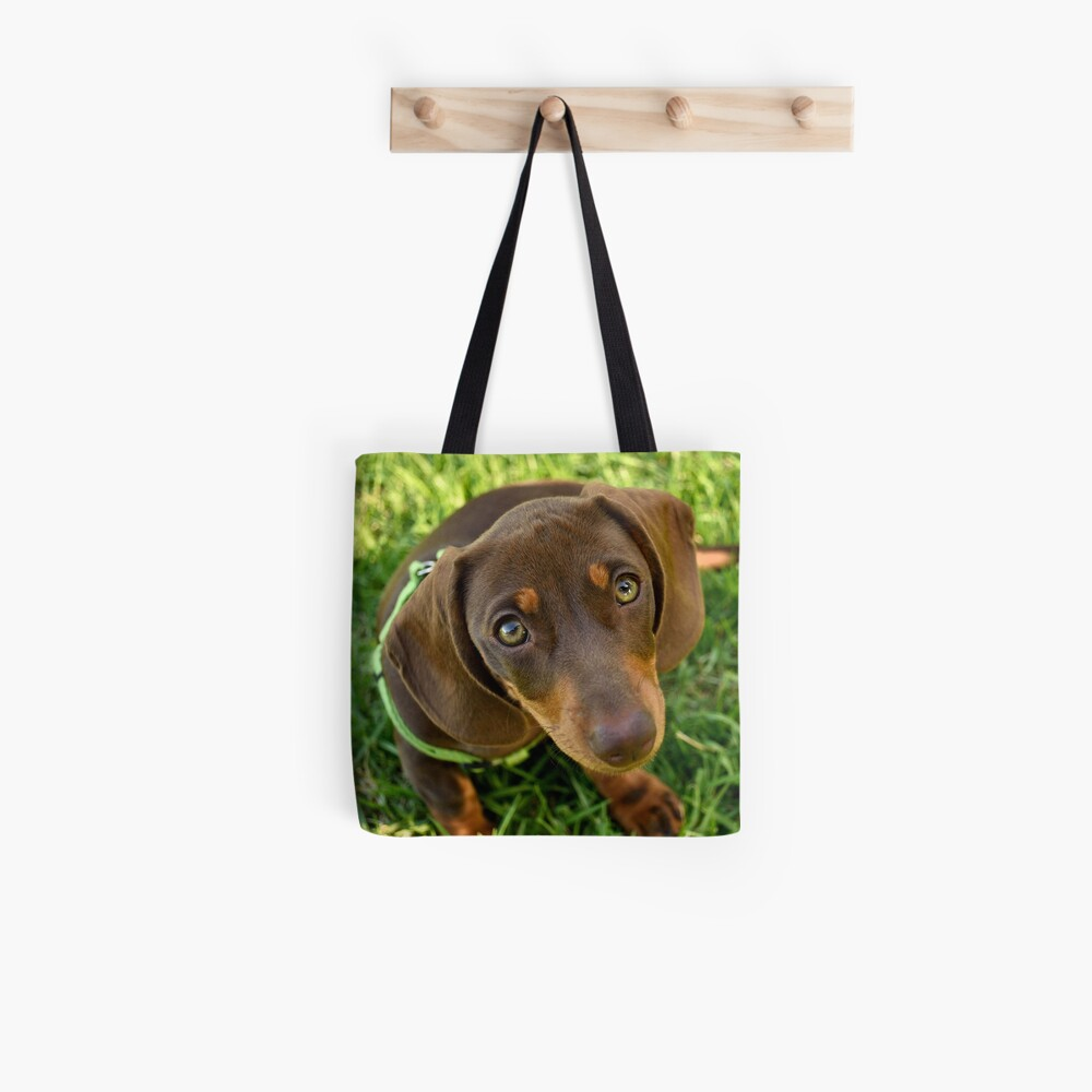 Puppy Face! Tote Bag