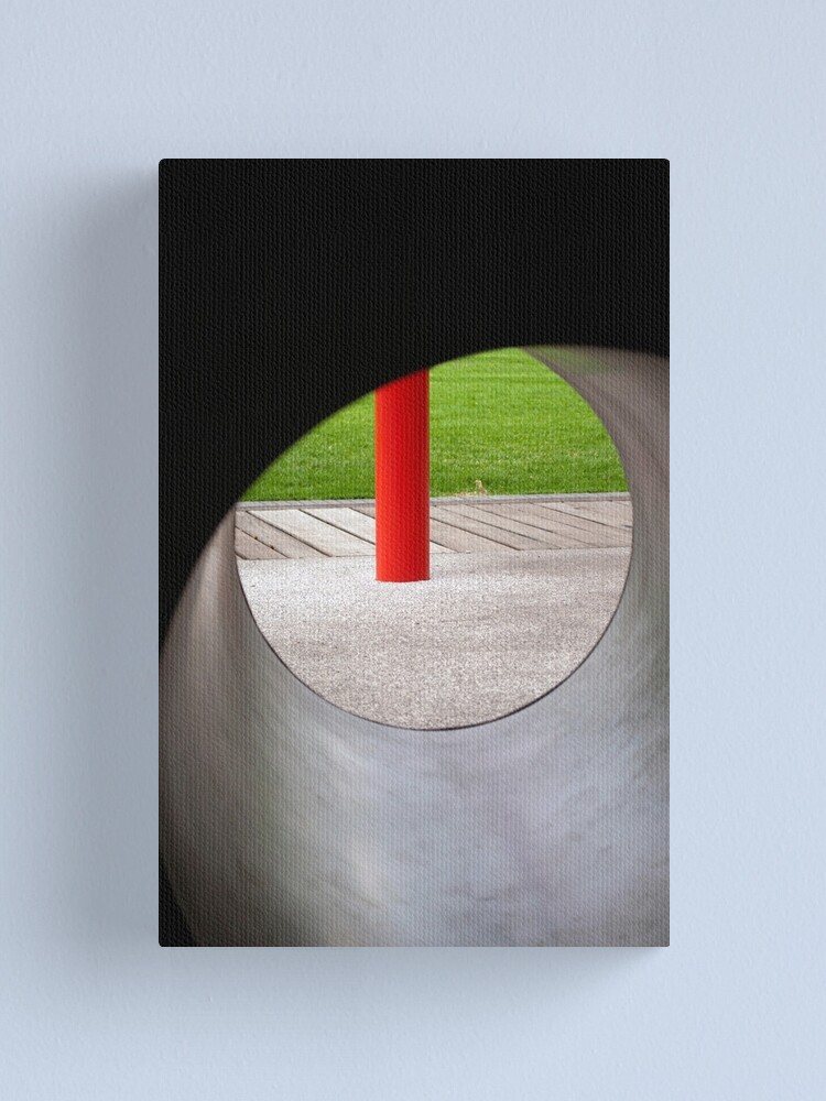 Alternate view of Red One Canvas Print