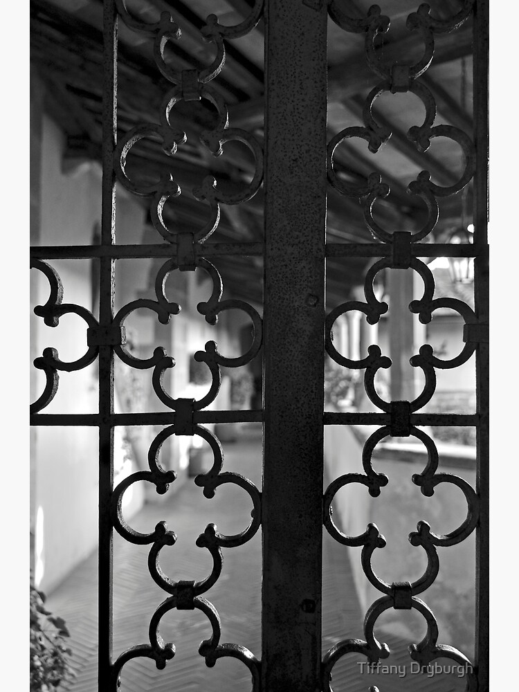 Monastery Gate, Fiesole by Tiffany