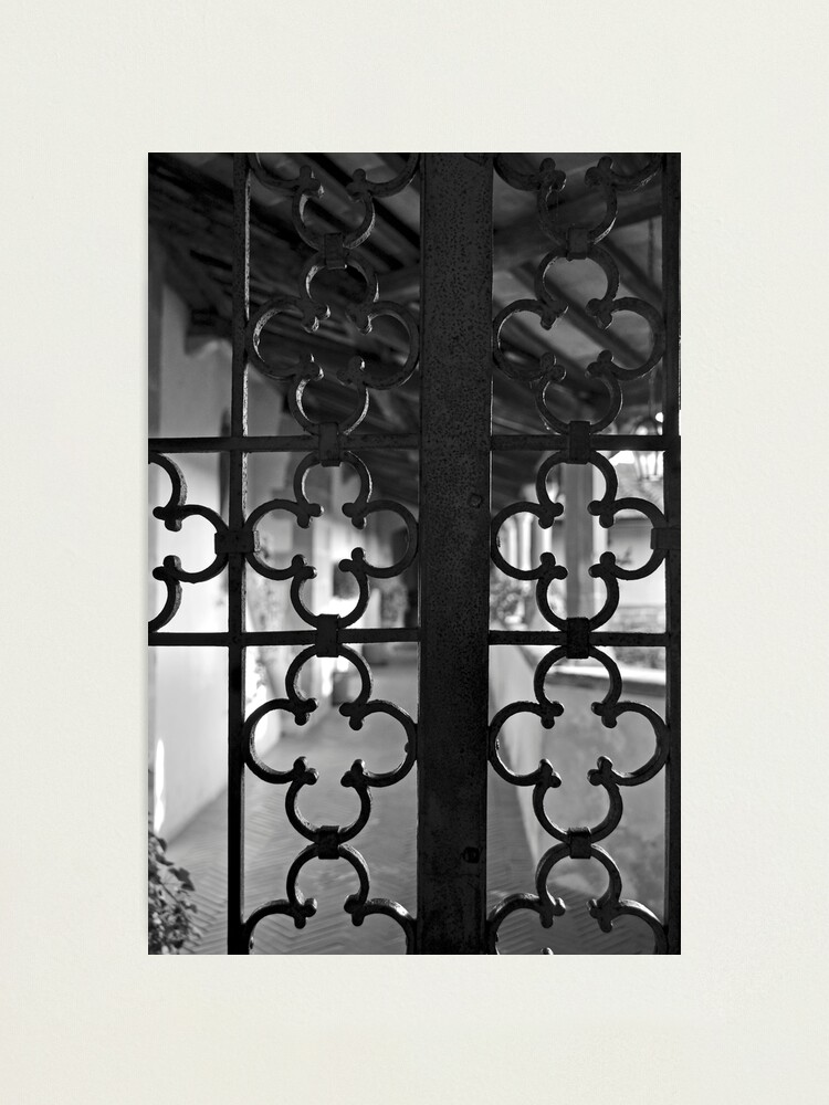 Alternate view of Monastery Gate, Fiesole Photographic Print