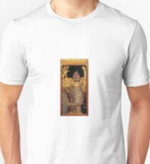 Judith and the Head of Holofernes by Klimt Unisex T-Shirt