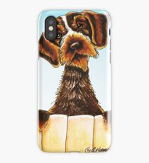 Fence Patrol iPhone Case/Skin