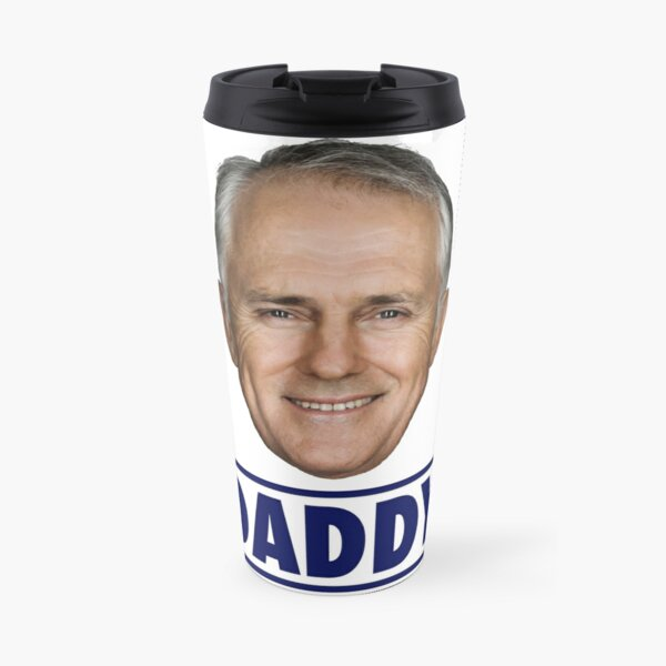 Malcolm Turnbull Daddy Liberal Prime Minister Travel Mug
