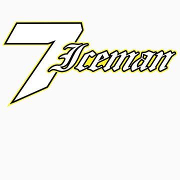 7 - Iceman by evenstarsaima
