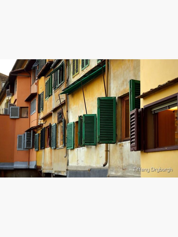 Windows, Ponte Vecchio by Tiffany