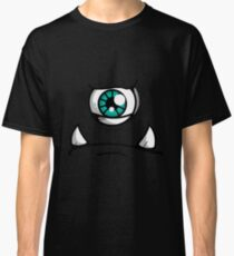 Blue Eyed Angry Monster Classic T-Shirt