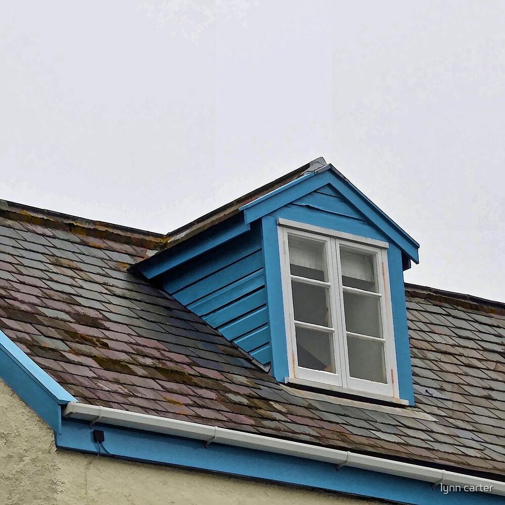 Attic Window by lynn carter