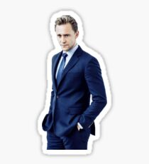 Tom Hiddleston 3 Sticker