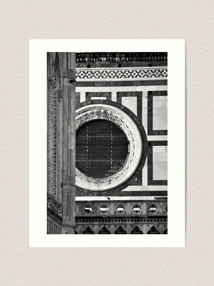 Alternate view of Duomo Detail, Florence Art Print