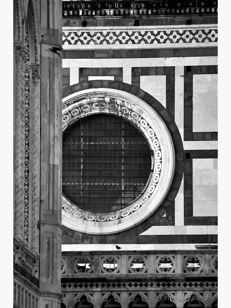 Duomo Detail, Florence by Tiffany