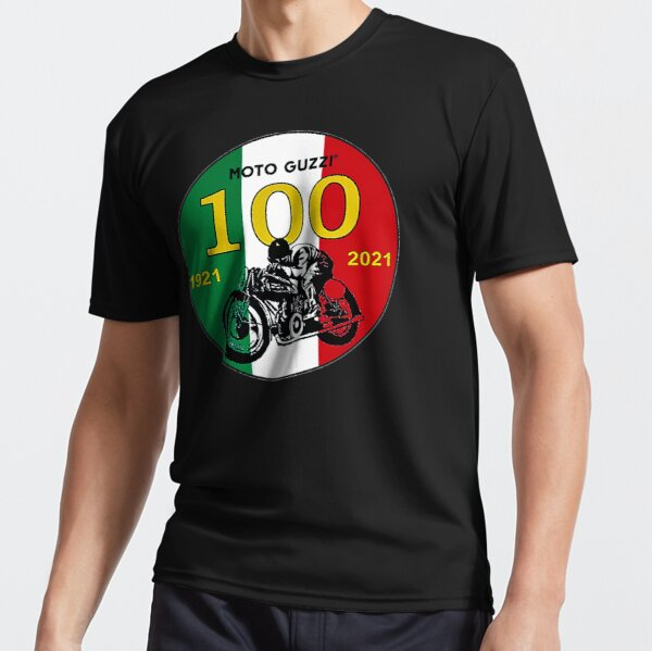 Moto Guzzi 100 Years Active T-Shirt