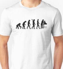 Evolution female veterinarian Unisex T-Shirt