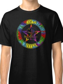 The Sisters Of Mercy - The Worlds End - A slight Case of Over Bombing Classic T-Shirt