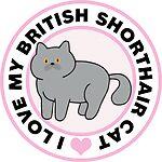 British Shorthair Cat Lover T-Shirts