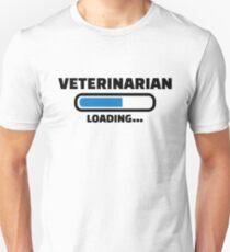 Veterinarian loading Slim Fit T-Shirt