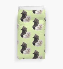 Cute Kittens Duvet Cover