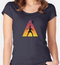 Luke Women's Fitted Scoop T-Shirt