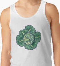 dreaming cabbages Tank Top