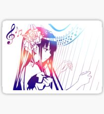 Elisa Lania Sticker