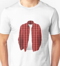 Flannel Unisex T-Shirt