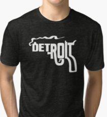 Detroit Gun Tri-blend T-Shirt
