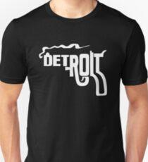 Detroit Gun Unisex T-Shirt