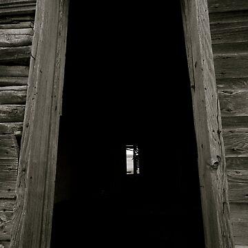 The Door and the Window  by raquelfletcher