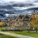 Deconstructing the Barn by Wayne King